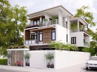 Xây dựng biệt thự nhà phố