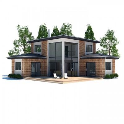 Mẫu thiết kế kiến trúc nhà đẹp