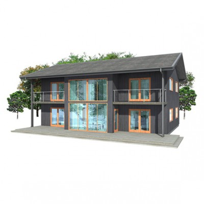 Kiến trúc xây dựng nhà đẹp